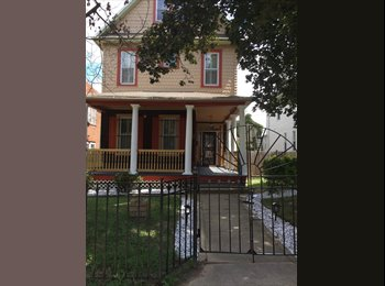 EasyRoommate US - Beautifully Restored Historic Home to Share, Irvington - $700 pm