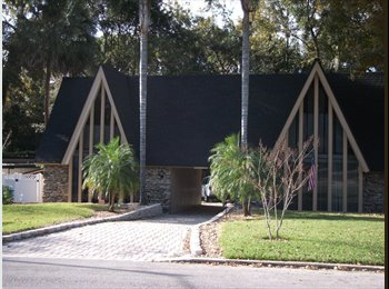 EasyRoommate US - Exclusive Maitland Dommerich Woods Executive Rental, Altamonte Springs - $750 pm