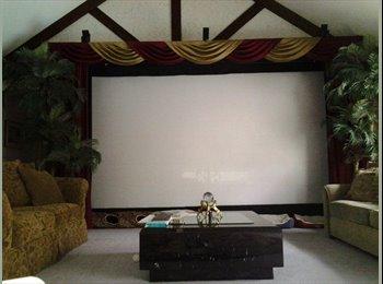 EasyRoommate US - New Spacious Studio Private Entrance, West Arlington - $750 pm