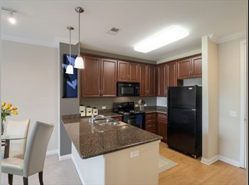 EasyRoommate US - SHARED ROOM Avalon Fashion Valley Luxury Apartment, Mission Valley - $600 pm
