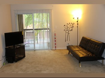 EasyRoommate US - Fully furnished 1 BHK apartment (luxury community) for female (DELRAY BEACH), Kings Point - $400 pm