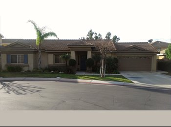 EasyRoommate US - Room for Rent in Single Family Home in a Quiet Gated Community, Rancho Cucamonga - $625 pm