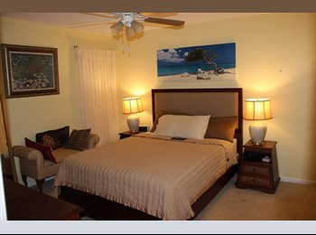 EasyRoommate US - Plantation furnished room for rent, Plantation - $750 pm