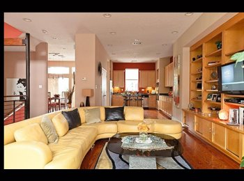 EasyRoommate US -  Contemporary townhome lifestyle  - All bills paid, Montrose - $1,495 pm