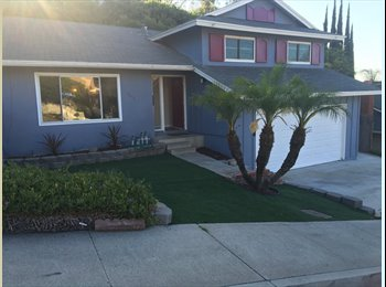 EasyRoommate US - 4BR Home Near SDSU w/Rooms For Rent, College West - $650 pm