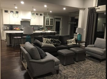 EasyRoommate US - Beautiful rooms with plenty of common living space, Norcross - $800 pm