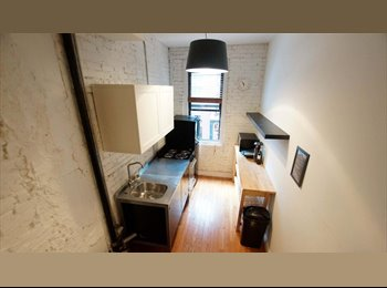 EasyRoommate US - Room In Furnished Sunny 3 Bedroom, 1.5 Bath Apt ! Soho, Nolita - $1,500 pm