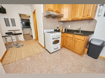 EasyRoommate US - Furnished Room In Spacious 2 Bedroom ! Little Italy ! , Little Italy - $1,450 pm