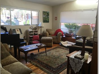 EasyRoommate US - Quiet, charming, relaxing home. Furnished room, all included., Lemon Grove - $700 pm