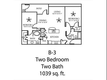 EasyRoommate US - Clean, Quiet and Long term., Wells Branch - $625 pm