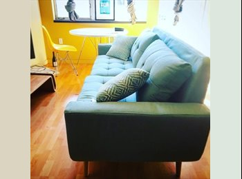 EasyRoommate US - Room in Soma Loft for rent, South of Market - $1,800 pm