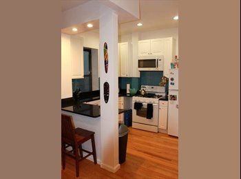 EasyRoommate US - Gut Reno 2bd 1bth w/ DW & Laundy, Hudson Heights - $1,100 pm