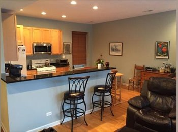 EasyRoommate US - Large apt in uptown, everything included, washer and dry in unit, Uptown - $1,000 pm