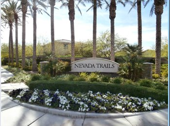 EasyRoommate US - UNLV Student Seeking Roommate to share House, Rhodes Ranch - $600 pm