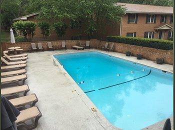 EasyRoommate US - Buckhead Rental: Room, Bath, and Pool , Buckhead Forest - $900 pm