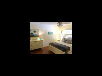 EasyRoommate US - BOCAR in Boca Raton. 1 be furn. in gated community, Whisper Walk - $1,000 pm