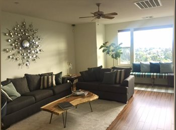 EasyRoommate US - Spacious townhome with view to share, Millsmont - $1,200 pm