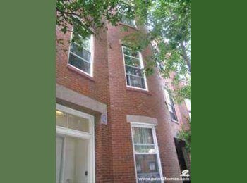 EasyRoommate US - 1 Sunny South End Bedroom available in 3 Bed 2 bath Utilities included, and 2 blocks to Orange line , South End - $1,400 pm