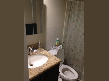 EasyRoommate US - private entrance quite safe, Deerfield Beach - $800 pm
