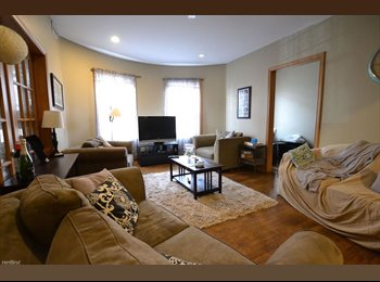 EasyRoommate US - large rooms available right off the T, Aberdeen - $900 pm