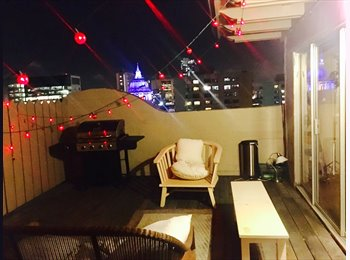 EasyRoommate US - Room available in 2BR/1BA recently remodeled penthouse - Move in 5/15, Tenderloin - $1,850 pm