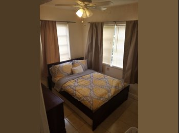 EasyRoommate US - Pretty close to the airport , Dania Beach - $750 pm