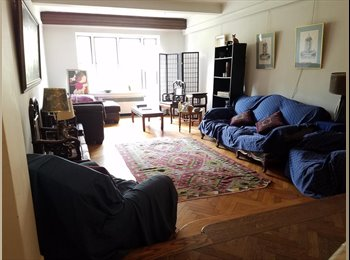 EasyRoommate US - 1BR in a 3BR, Giant apartment, Hudson Heights - $1,100 pm