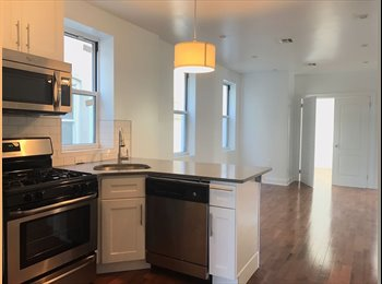 EasyRoommate US - BRAND NEW Amazing 4 BR APT in Bushwick, steps to train, AWESOME DEAL!, Ridgewood - $750 pm