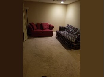 EasyRoommate US - Get the whole downstairs to yourself! Close to Kennesaw State University! Utilities already included, Kennesaw - $650 pm