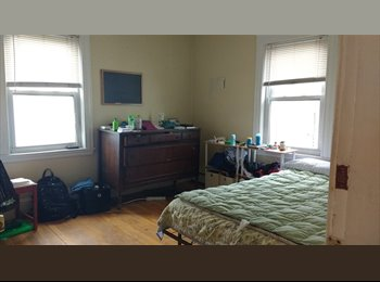 EasyRoommate US - 1 room available for summer sublet, apartment in a great area, comes with great roommates!, Lower Allston - $767 pm