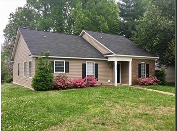 EasyRoommate US - Large Room with private bathroom for Rent in Mint Hill NC, Mint Hill - $650 pm