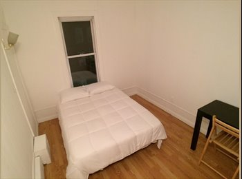 EasyRoommate US - East  Boston Cozy Room Available in a 4 bedroom/ 1 bath/ + living room, Jeffries Point - $1,090 pm