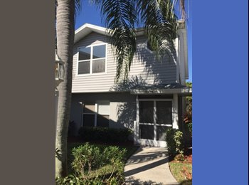 EasyRoommate US - Roommate wanted! Begins August 1st, Room Fully Furnished!, Cypress Lake - $550 pm
