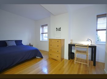 EasyRoommate US - Modern Furnished 1 BR first floor Flexible leasing, North End - $2,490 pm