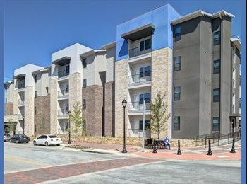 EasyRoommate US - IM LEASING MY PRIVATE ROOM AND BATH AT FURNISHED APARTMENT, Arlington - $659 pm
