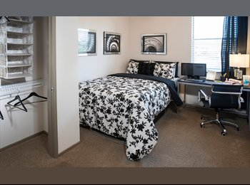 EasyRoommate US - University House 1 bedroom in 3 bed 3 bath apartment, Placentia - $1,179 pm