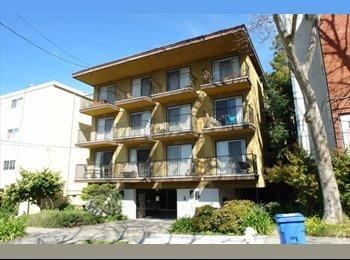 EasyRoommate US - Looking for Third Roommate Northside, Berkeley - $895 pm