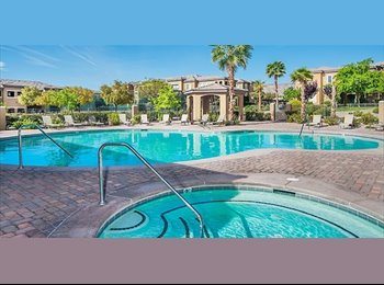 EasyRoommate US - Private Room/Private Bath in Beautiful Summerlin Complex, The Section Seven - $650 pm