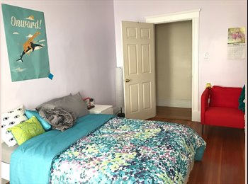 EasyRoommate US -  **Roommate wanted - room fully furnished $720 lease starts June 1st**, Somerville - $720 pm