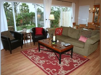EasyRoommate US - One furnished bedroom available in Dana Point, Dana Point - $900 pm