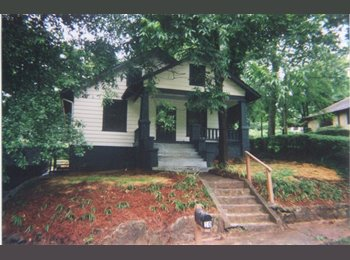 EasyRoommate US - Share a house in West-Midtown 3 miles from Georgia Tech, Hunter Hills - $525 pm