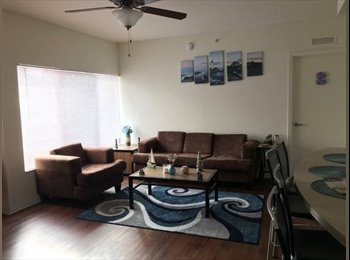 EasyRoommate US - ROOM FOR RENT IMMEDIATELY EVERYTHING INCLUDED GIRLS ONLY!, San Carlos Park - $605 pm