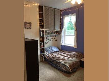 EasyRoommate US - Summer Sublet for $420!! June 1st through the end of Augustt  , Wilkinsburg - $420 pm