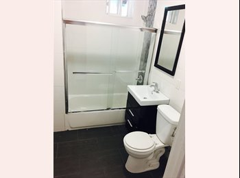 EasyRoommate US - Newly Renovated Room for Rent. Utilities Included, Brownsville - $780 pm