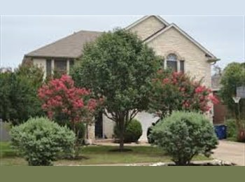 EasyRoommate US - Room for rent in SW Austin, Circle C Ranch - $650 pm