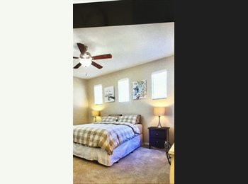 EasyRoommate US - Master Bedroom available , Rancho Cordova - $775 pm