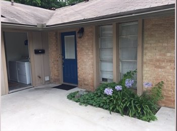 EasyRoommate US - Roommate(s) wanted for Duplex $500/mo. each + 1/3 bills (North/Central), North Shoal Creek - $500 pm