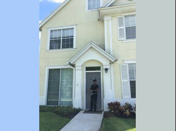EasyRoommate US - We're taking charge in life, but were stronger in numbers!, Cypress Lake - $600 pm