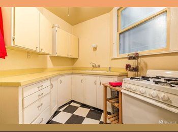 EasyRoommate US - Fully furnished, Capitol Hill - $900 pm