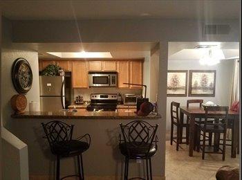 EasyRoommate US - Furnished Master bedroom suite for rent, Garden Hills - $600 pm